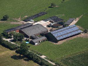 Luftbild unseres Betriebes